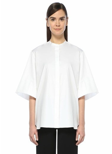 The Row Gömlek Beyaz